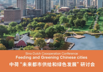 Feeding and Greening Chinese Cities