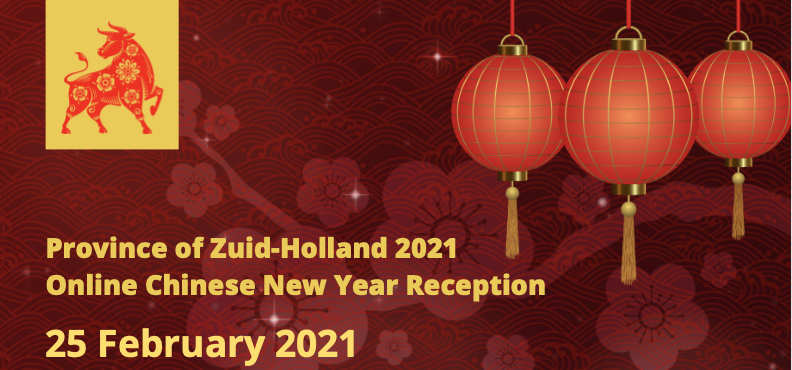 Province of Zuid Holland Online Reception 2021